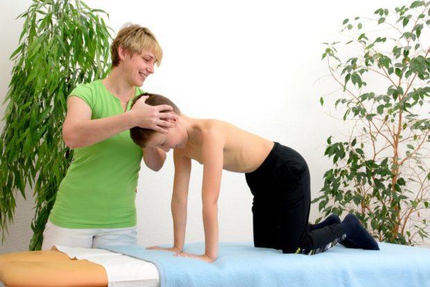 Fyzioterapeut / fyzioterapeutka