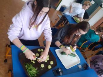 Připravujeme zdravé saláty