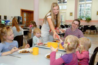 Zdravý jídelníček pro děti