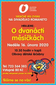 Divadélko Romaneto opět zavítá mezi děti