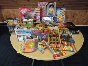 Poděkování Bambuli - Království hraček